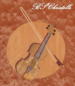 un violon dans Tableaux de marqueterie sans-titre-26-260x300